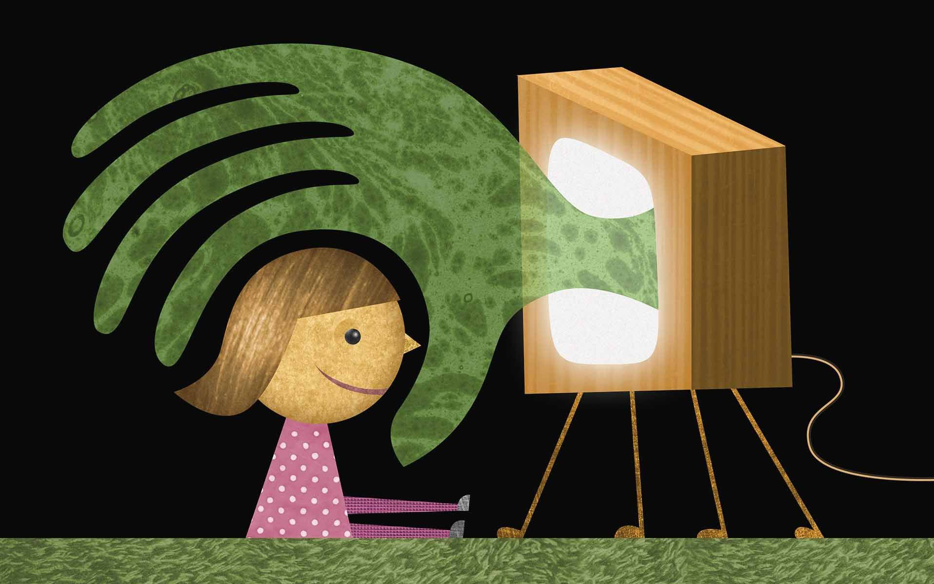 هجوم به سرزمین کودکی ; آگهی های تجاری تلویزیون با کودکان چه خواهد کرد